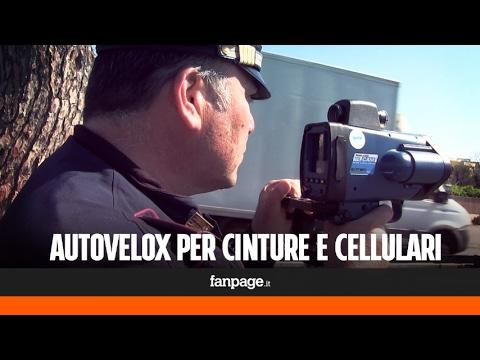 Autovelox, il nuovo Trucam controlla se hai la cintura o il cellulare alla guida