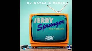TORY LANEZ & T PAIN X VYBZ KARTEL   Jerry Sprunger (DJ KAYLA G Remix)