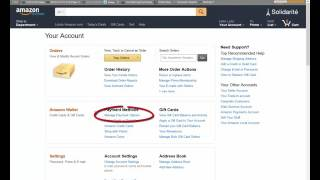 How to remove credit card from amazon | how to remove a debit card from amazon