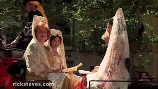 Thumbnail of the video 'Bullfighting Culture in Sevilla'