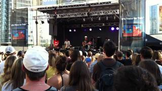 Arkells- Kiss Cam (Live in downtown Toronto Aug 04/11)