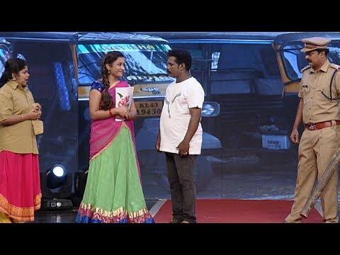 #Thakarppan Comedy I An Aye Auto story I Mazhavil Manorama