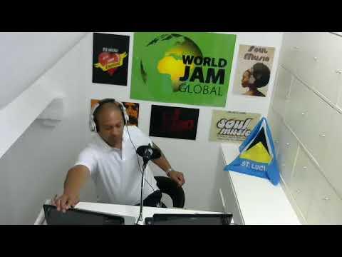 World Jam Global Live Soul dj larro