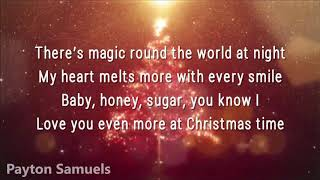 Kelly Rowland   Love You More At Christmas Time (Lyrics)