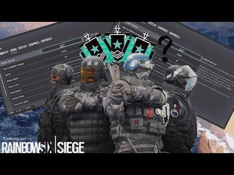 Best Sensitivity For Console - Rainbow Six Siege - смотреть
