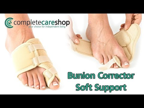 Comfortable Adjustable Foot Support