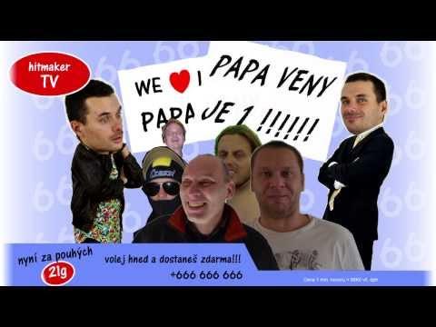 Papa Veny - Papa Veny - Hitmaker (Videoklip by Petra Pechánková)