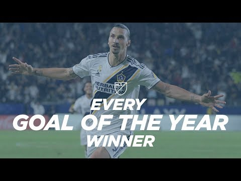 23 Goals of the Year (1996 - 2018)