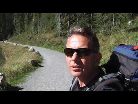 Hiking Kleinwalsertal Vorarlberg Austria - Übernachtungen im MSR Hubba NX