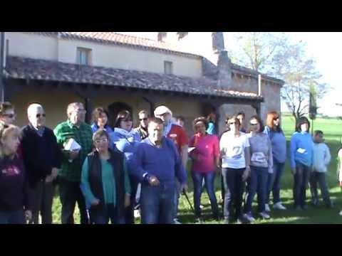PARROQUIA DE NUESTRA SEÑORA DEL ROSARIO (Burgos). Canción
