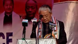 Shri Gaikhangam, Member, CWC hits back on BJP Govt