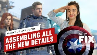 We Have Lots of New Details About Marvel's Avengers - IGN Daily Fix