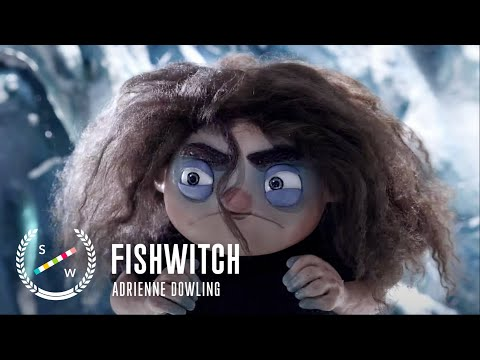 FISHWITCH by Adrienne Dowling (Fantasy Stop-Motion Animation Short Film)