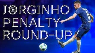 Jorginho's Penalty Round Up | Chelsea Tops