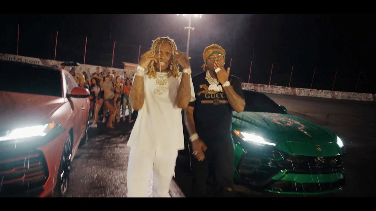Lil Durk - Gucci Gucci Ft. Gunna (Official Music Video)
