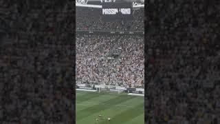Juventus Lazio Accoglienza Stadium A Bonucci