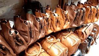 Флоренция: кожаный рынок Сан-Лоренцо и не только/ Где купить кожу во Флоренции ?