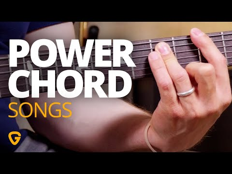 7 Songs To Rock Your Power Chords - Guitar Lesson