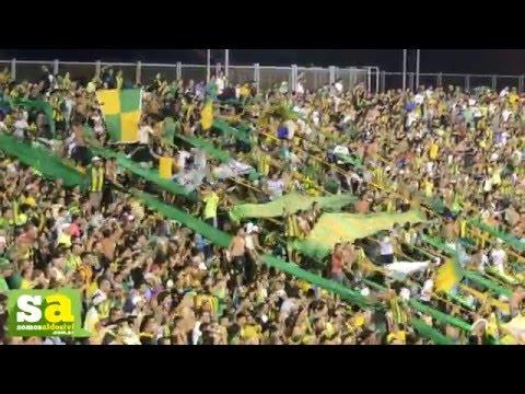 """""""Aldosivi 3 - Gimnasia 0 (Copa Amistad 2016) // Www.SomosAldosivi.Com.Ar"""" Barra: La Pesada del Puerto • Club: Aldosivi"""