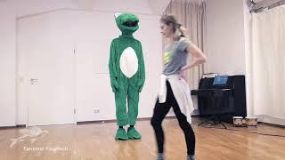 Kindertanz: Luisa und der Frosch — verzauberte Welten