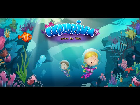 Video of Explorium: Ocean For Kids
