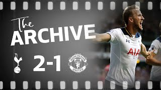 HIGHLIGHTS | SPURS 2-1 MAN UNITED | VICTORY IN FINAL GAME AT WHITE HART LANE