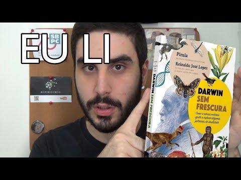 Li Darwin Sem Frescura (de Pirula e Reinaldo) na íntegra | DispersCiência #56