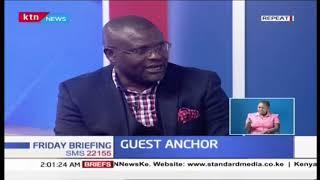 Jacob Ghost Mulei: How Kenyan shook Tanzania before a serious beating