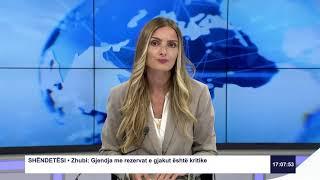 RTK3 Lajmet e orës 17:00 09.08.2020