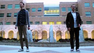 """""""Glorious"""" By David Archuleta From Meet The Mormons Cover By Braden R.  & Jonathan B."""