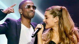 Ariana Grande & Big Sean Breakup over Lyrics & Money?