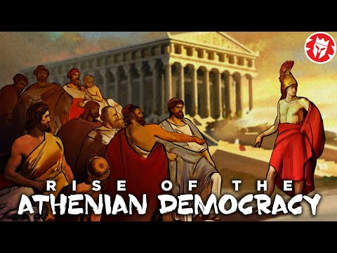How Athenian Democracy Was Born - Ancient Greece DOCUMENTARY