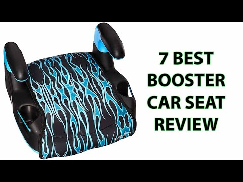 7 Best Booster Car Seat Review 2017 | Booster Car Seat Reviews