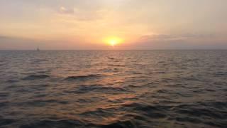 Sailing Away - Chris De Burgh Ukulele Cover and Sailing Video
