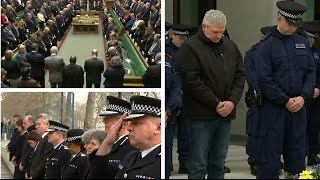 Britain pays tribute to Westminster attack victims