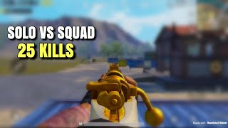 30 Kills Fail Attempt | PUBG Mobile | New Outfit!
