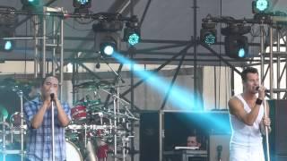 """The Great Divide"" 311@Borgata Festival Park Atlantic City, NJ 7/19/15"