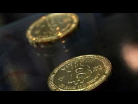 Bitcoin plunges