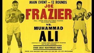 Muhammad Ali Vs. Joe Frazier II