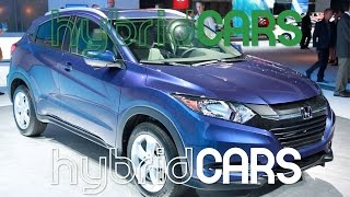 2016 Honda HR-V Review and Test Drive