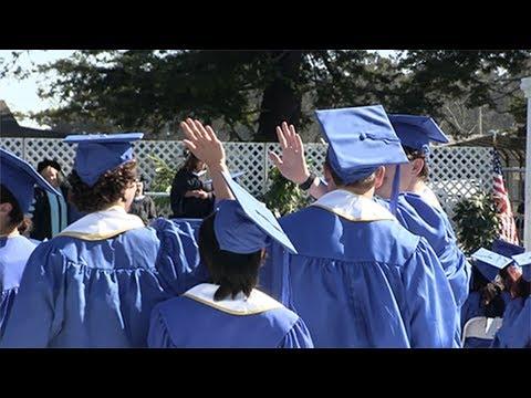 Cabrillo College   Graduation Day 2017