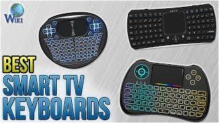 10 Best Smart TV Keyboards 2018