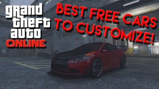 best cars to customize in gta 5 online ps3 - TH-Clip
