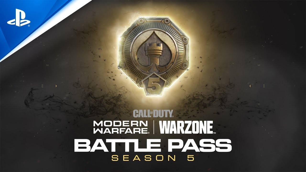 Modern Warfare Season Five Expands Warzone By Opening Stadium Adding A Train And More Playstation Blog