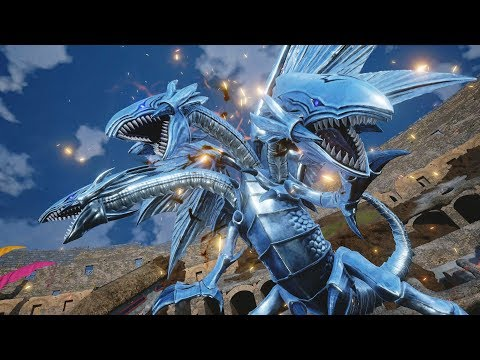 Jump Force - Kaiba Complete Moveset + Story Mode Mission Gameplay (HD)