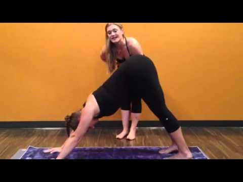 How To Yoga Downward Dog - Breakin It Down With Piper - Par