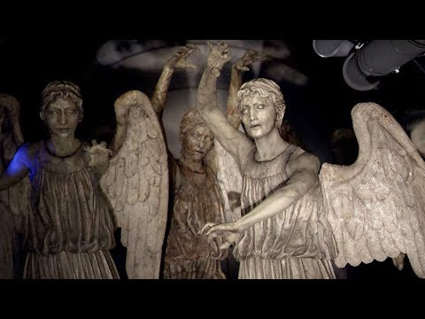 The Weeping Angels Attack! | Flesh and Stone | Doctor Who