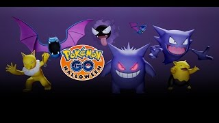 Pokémon GO - Halloween Is Approaching...