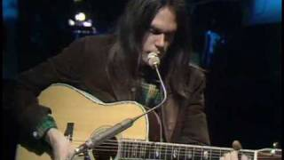 NEIL YOUNG - OLD MAN