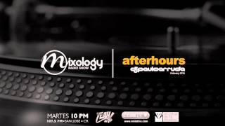 Afterhours by Paulo Arruda • Mixology Radio Show Feb 2016
